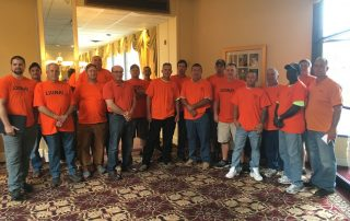 Laborer's Local 158 Union Group Photo